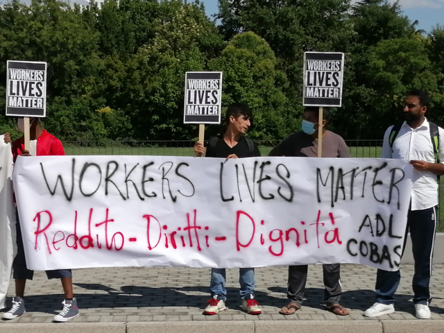 WORKERS LIVES MATTER di ADL Cobas